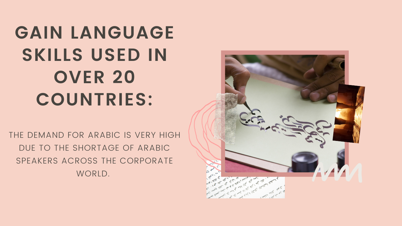 Learn Arabic with Learn&Co: Gain Language Skills Used in Over 20 Countries