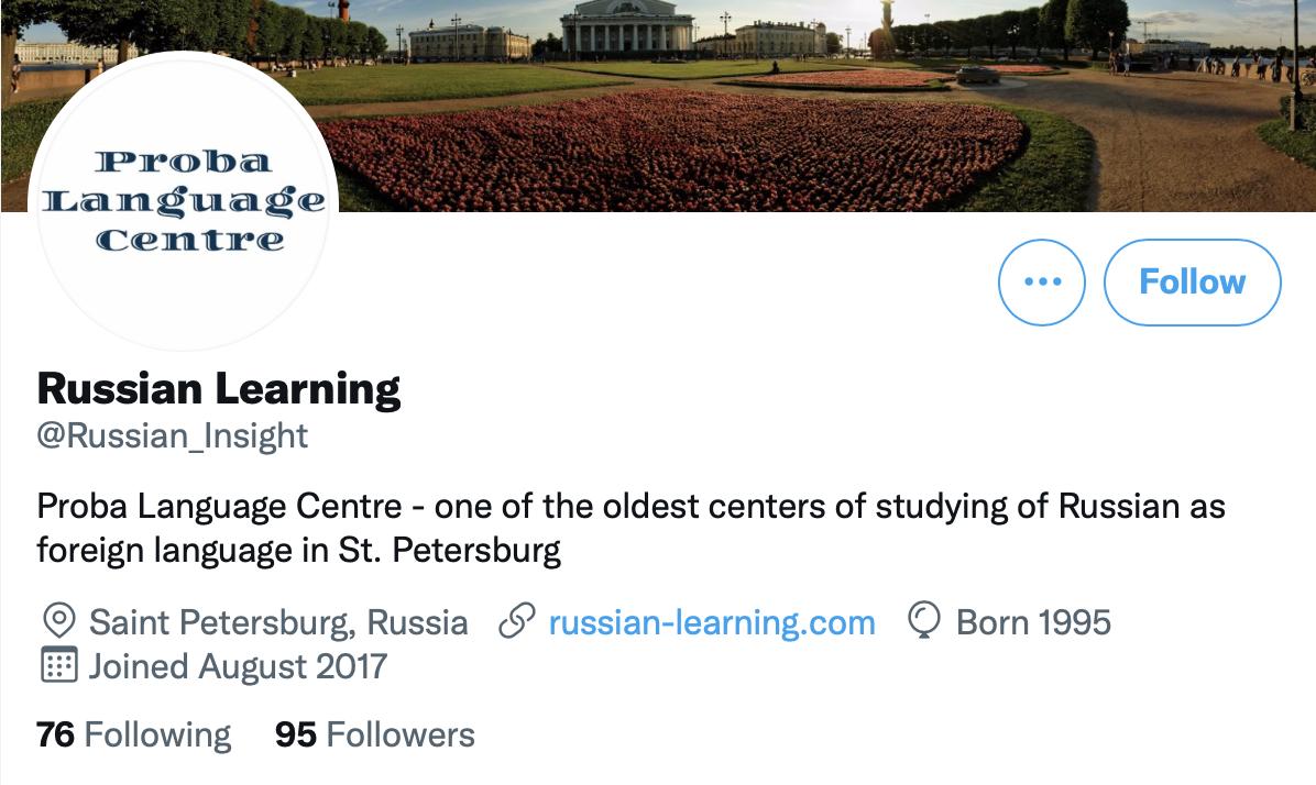 Russian Learning