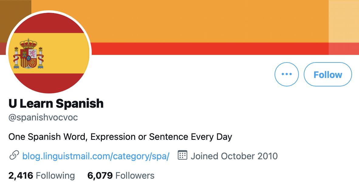 U Learn Spanish