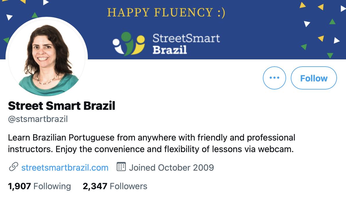 Street Smart Brazil